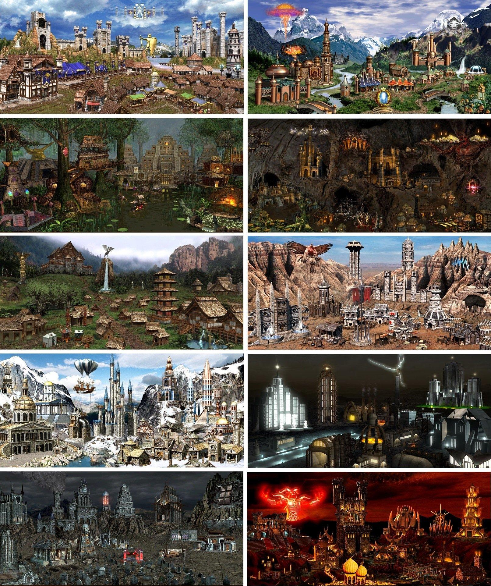 История в картинках (Heroes of Might & Magic) - Изображение 6