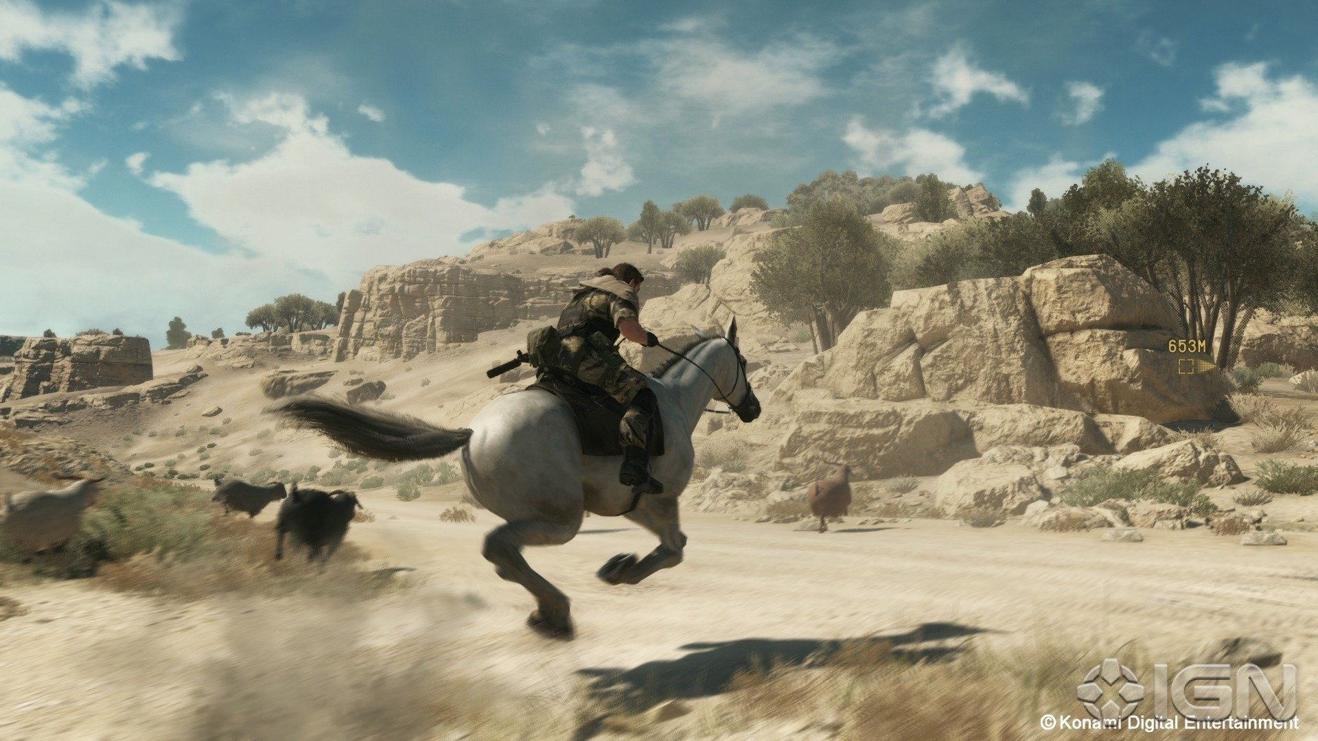 Metal Gear Solid V: The Phantom Pain - системные требования PC-версии - Изображение 1