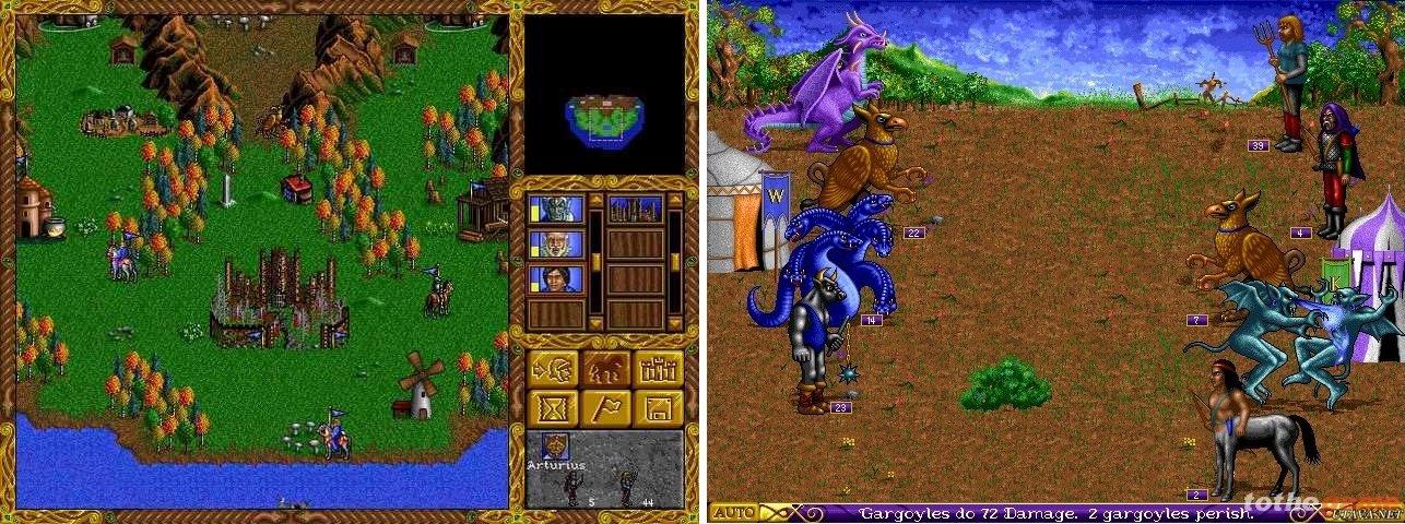 История в картинках (Heroes of Might & Magic) - Изображение 1