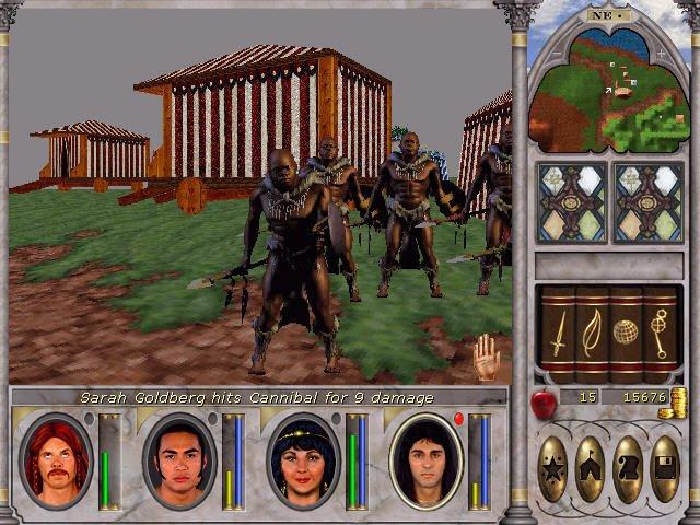 История в картинках (Might & Magic) - Изображение 6