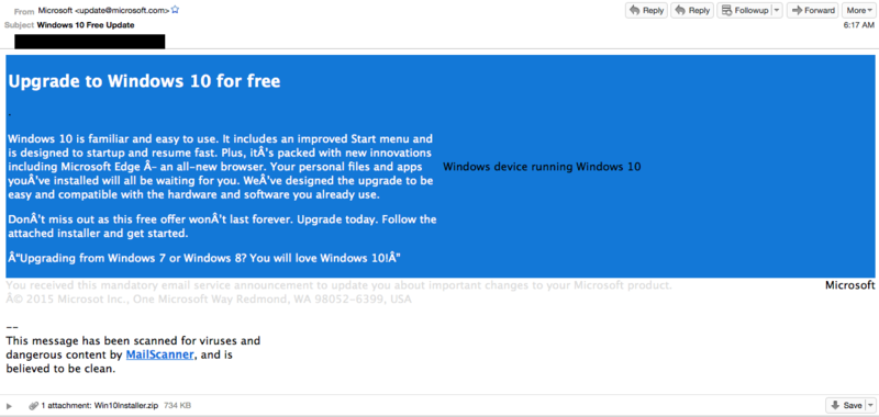 ВНИМАНИЕ!!! Халява!!! Обновляйте Windows 10 только тут!!! - Изображение 1