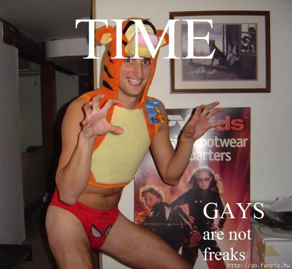 Макет обложки нового выпуска журнала TIME (СПОЙЛЕРЫ!) - Изображение 1