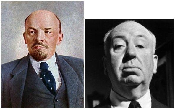 Опять посмеятся: Хичкок и Ленин - Изображение 1