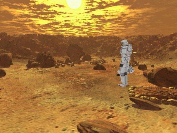 Готика Марса: Кровавая сторона планеты - Изображение 3