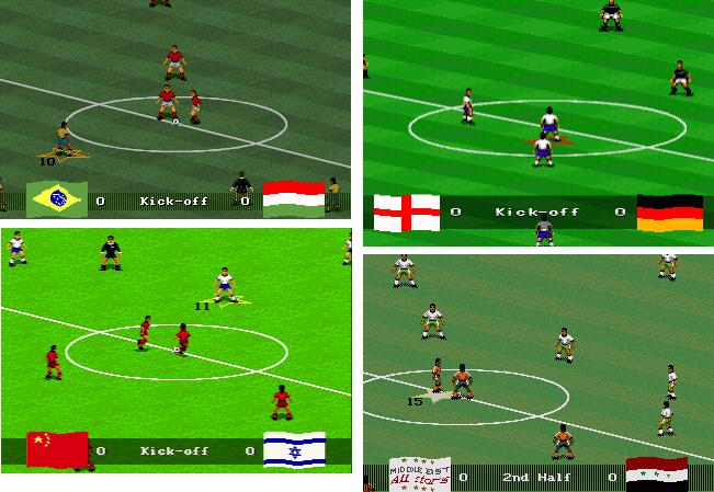 История в картинках (FIFA) - Изображение 1