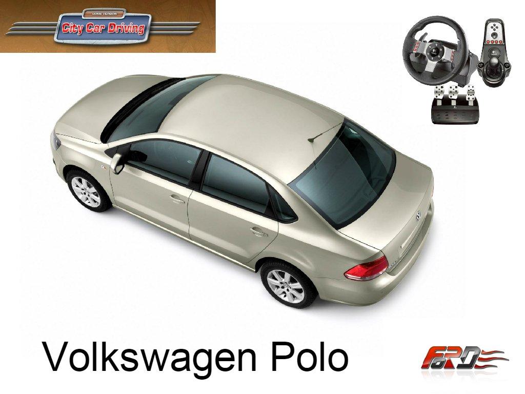 Volkswagen Polo тест-драйв, обзор бюджетного автомобиля, ВНИМАНИЕ СКАНДАЛЬНЫЙ МОД CCD!  - Изображение 1