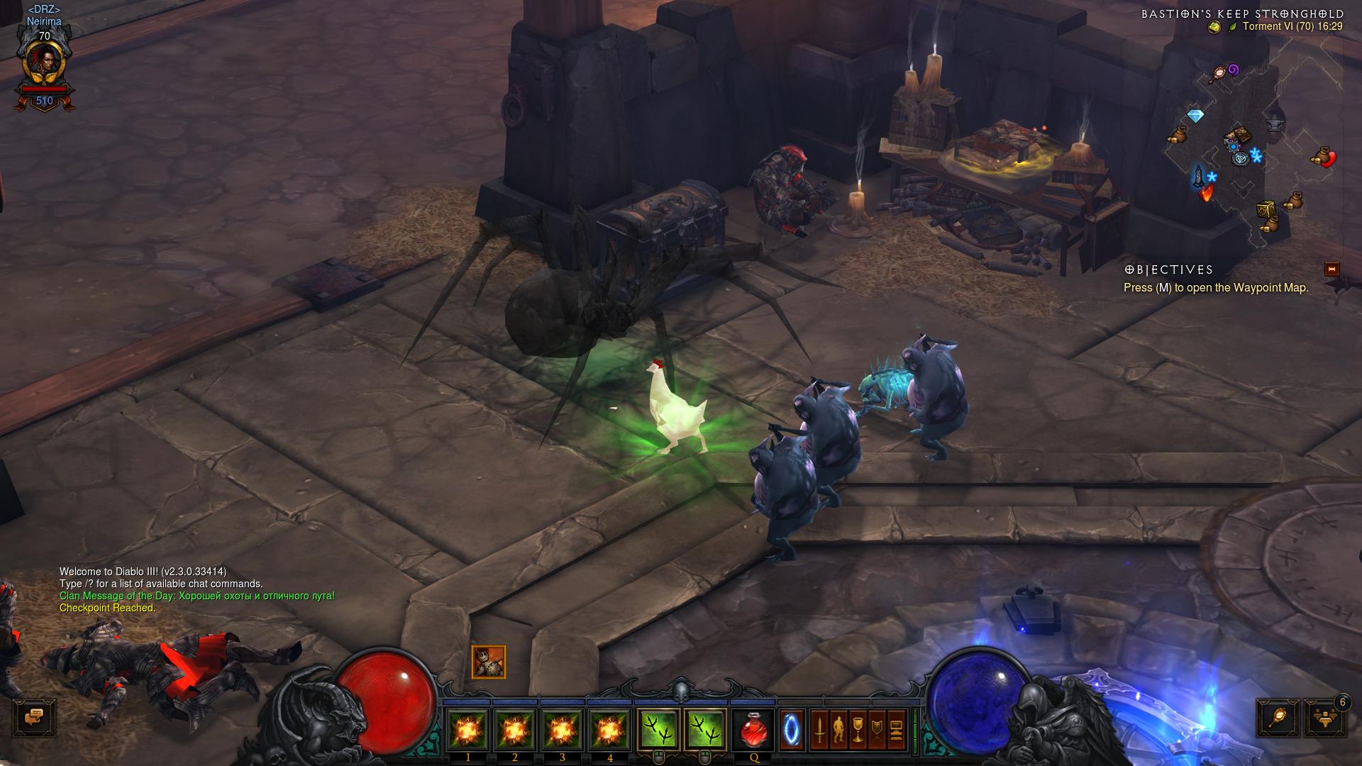 Diablo 3. Вкратце о патче 2.3.0 и о четвертом сезоне - Изображение 6