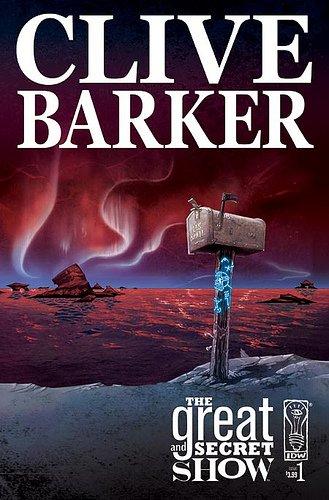 """Критический обзор, разочаровавшегося читателя, на книгу Клайва Баркера """"Явление тайны"""" - Изображение 1"""
