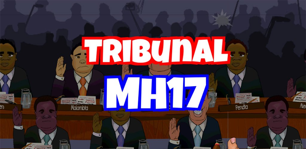 Трибунал MH17 - сатирический тык&пык - Изображение 1