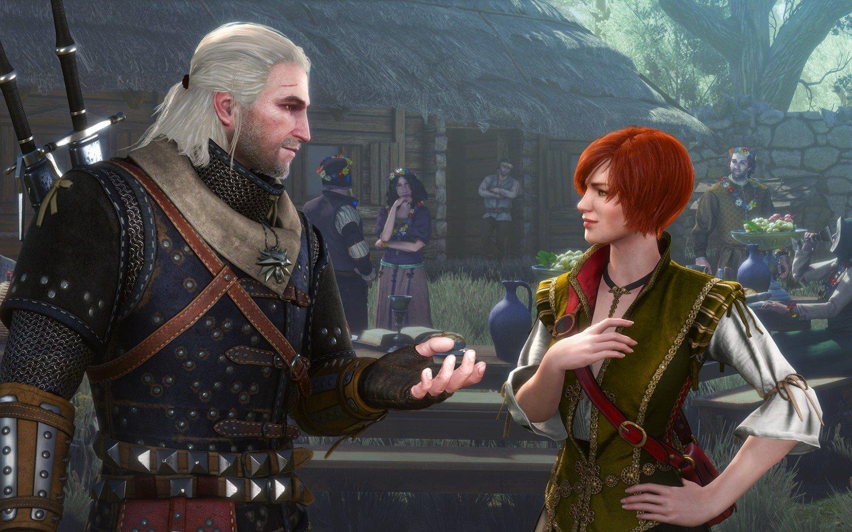 """The Witcher 3: Wild Hunt. Детали дополнения """"КАМЕННЫЕ СЕРДЦА"""".    GameStop удалось поговорить о новом дополнении с К ... - Изображение 3"""