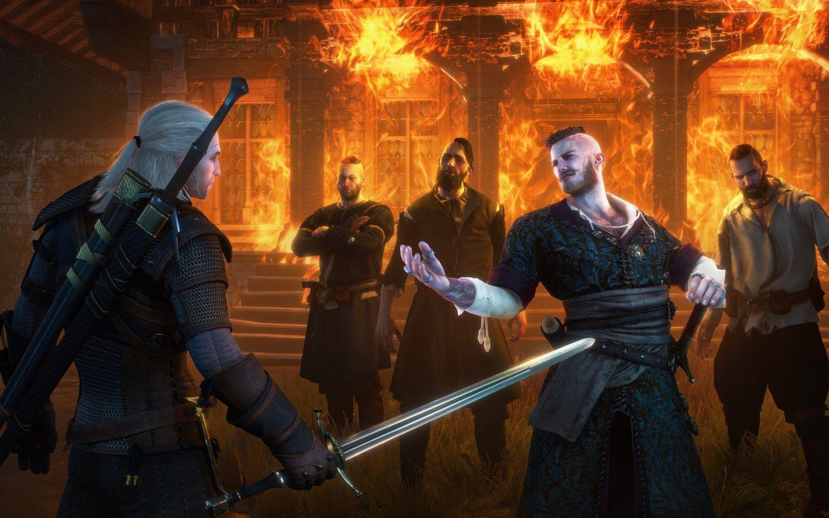 """The Witcher 3: Wild Hunt. Детали дополнения """"КАМЕННЫЕ СЕРДЦА"""".    GameStop удалось поговорить о новом дополнении с К ... - Изображение 5"""