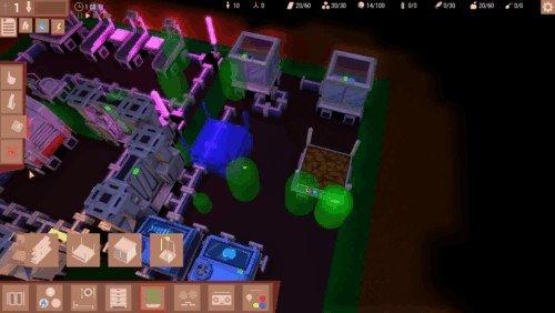 Life In Bunker на #GamesJamUnity - Изображение 3