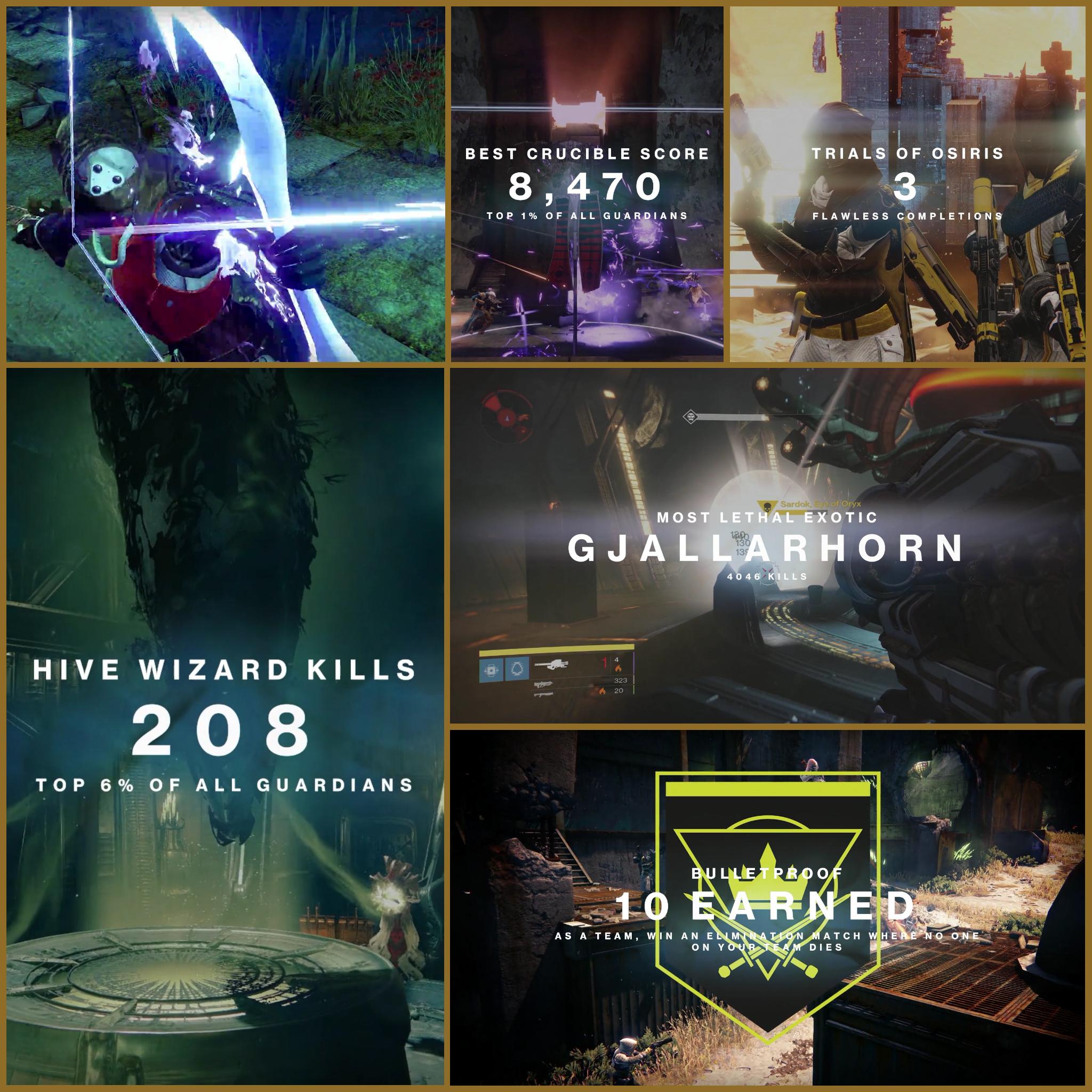 Мои достижения в Destiny - Изображение 2
