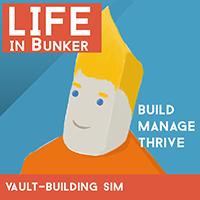 Life In Bunker на #GamesJamUnity - Изображение 1