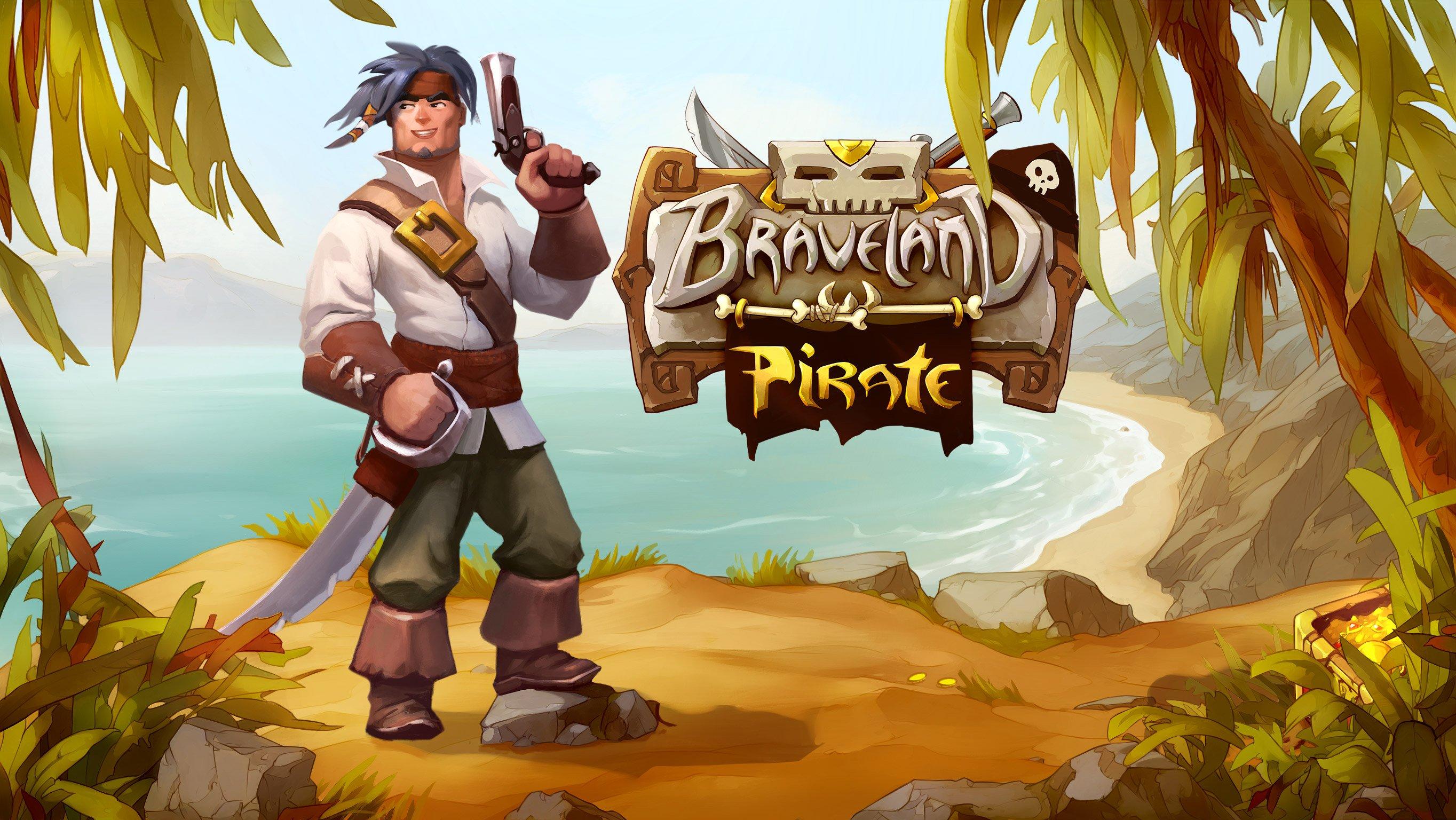 Вышла Braveland Pirate (Раздача Steam ключей) - Изображение 1