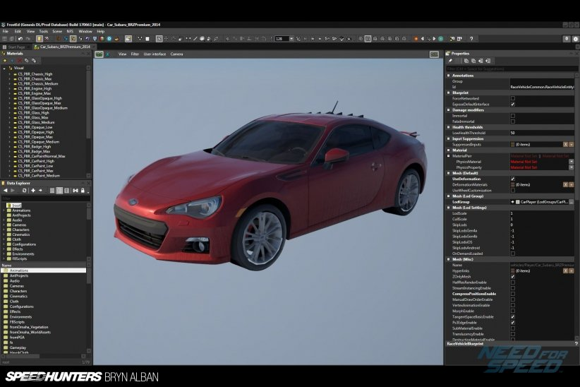 Как Создавались Автомобили Для Need For Speed 2015 - Изображение 11