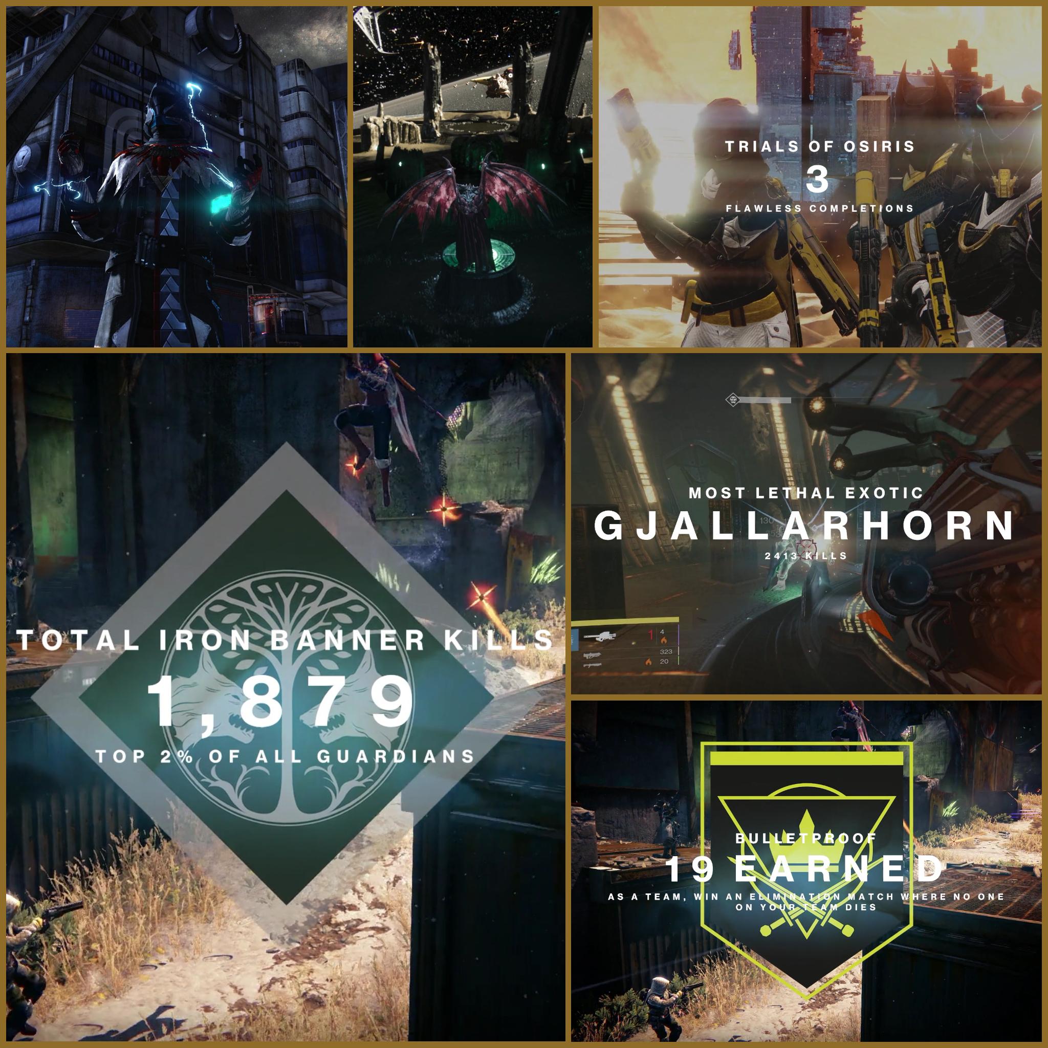 Мои достижения в Destiny - Изображение 3