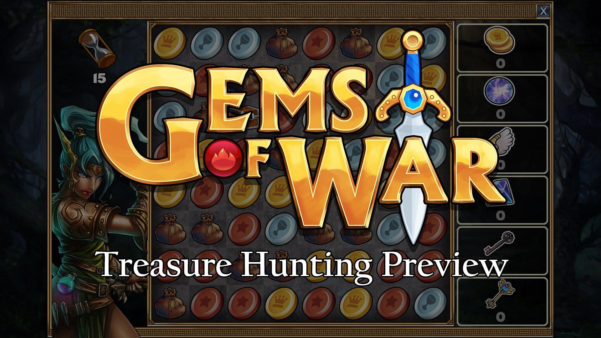 Gems of War. Пузл Квест Онлайн, бесплатно, без регистрации и СМС. Нет, серьезно. Бесплатно. - Изображение 1