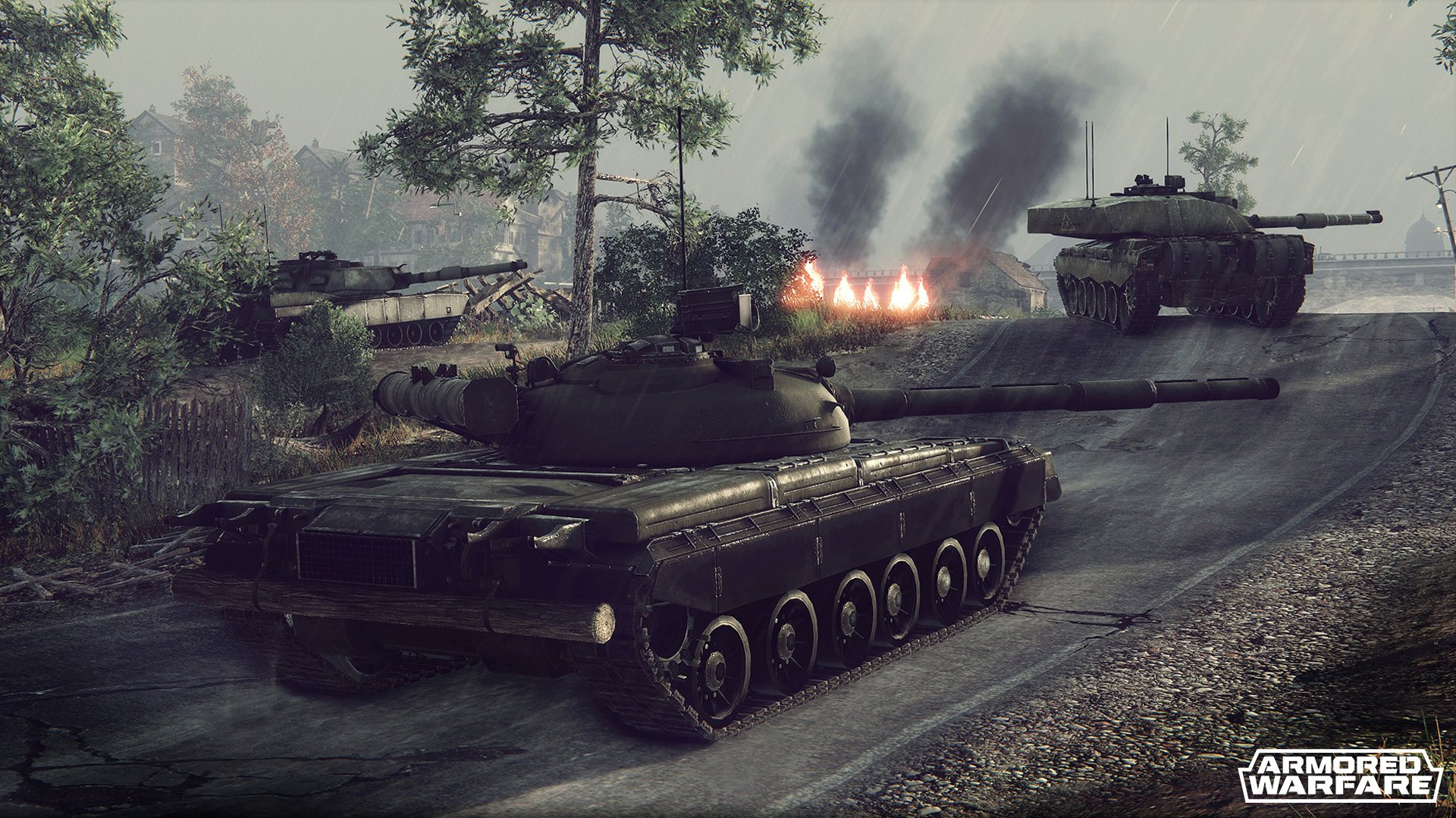 Танки танками, но что же интересного у Armored Warfare?  - Изображение 3