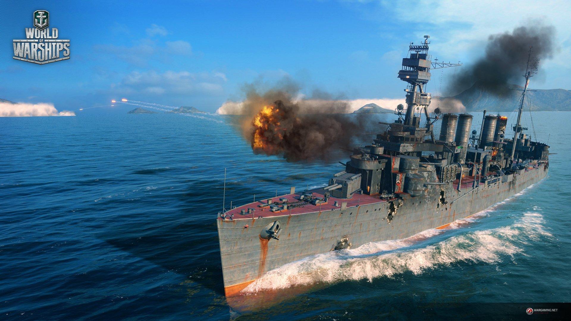 Крейсер «Мурманск». «Красная звезда» премиум эскадры - Изображение 3