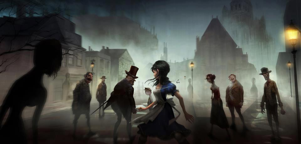 American McGee за создание Alice: Otherlands - Изображение 1