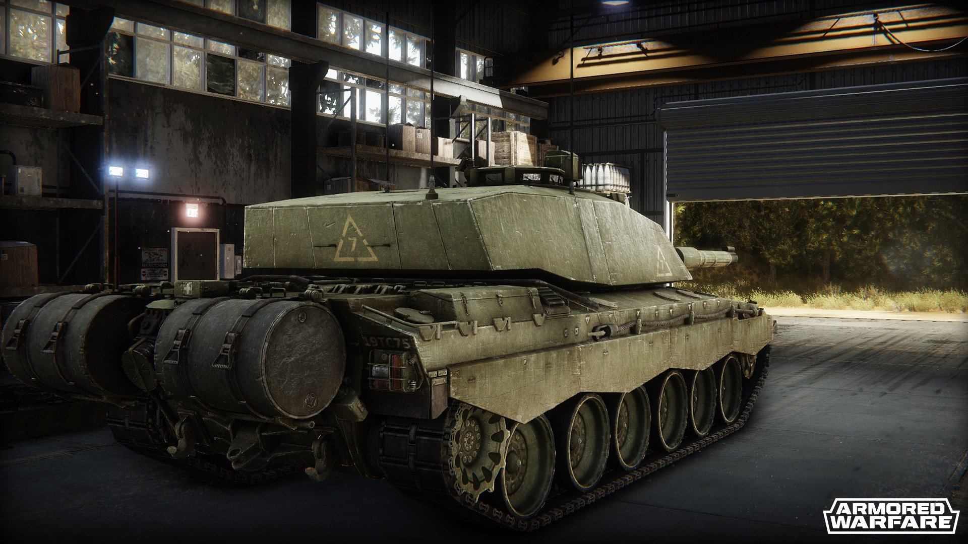 Танки танками, но что же интересного у Armored Warfare?  - Изображение 4