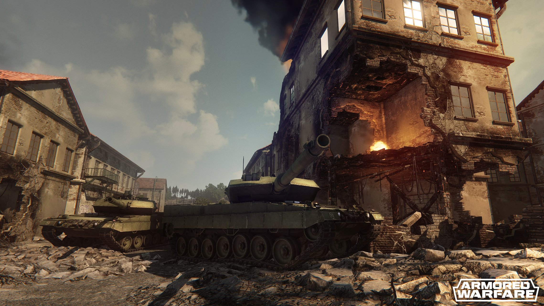 Танки танками, но что же интересного у Armored Warfare?  - Изображение 2