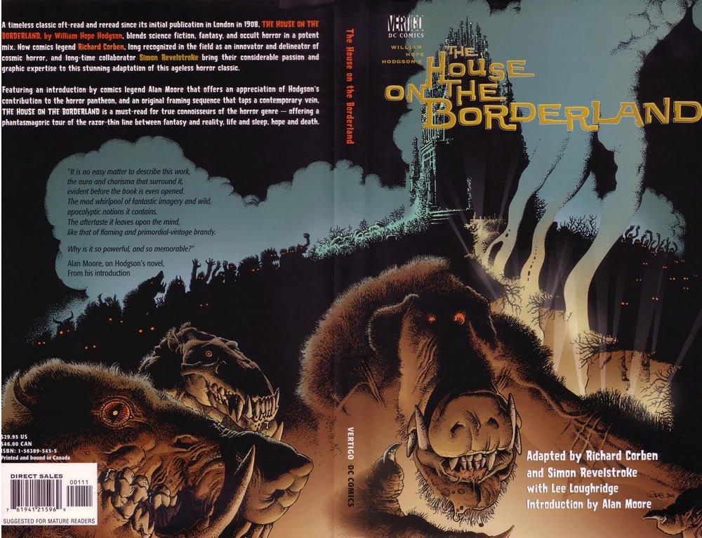Мистический роман Уильяма Ходжсона «Дом на краю», который мог бы стать идеальным... - Изображение 3
