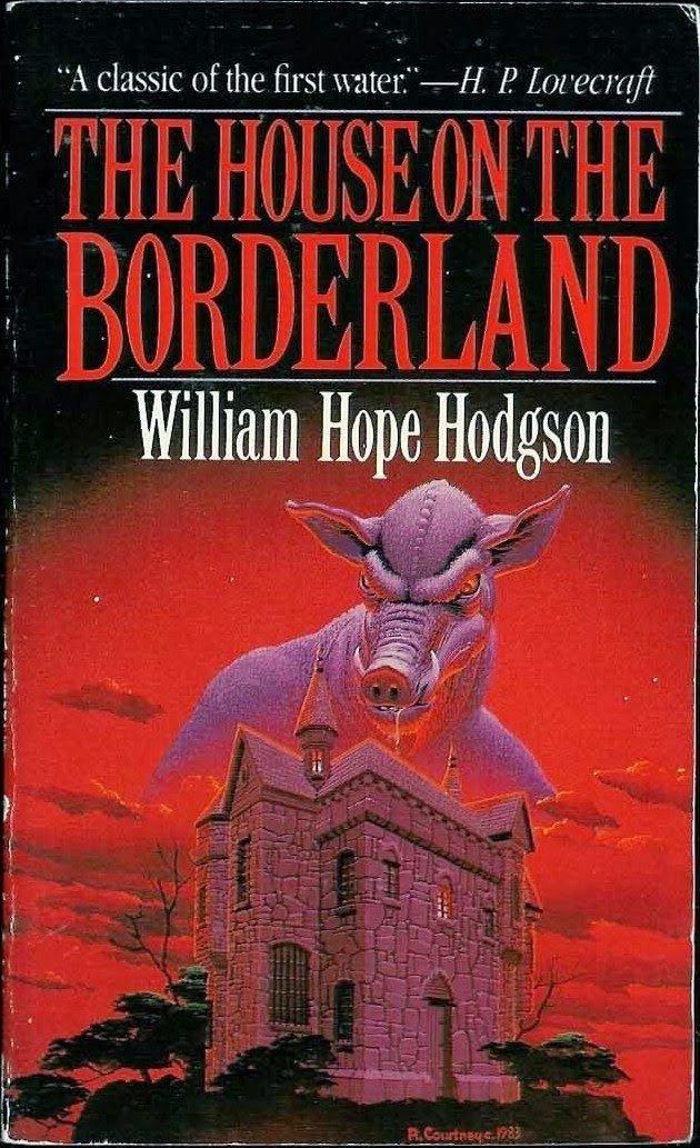 Мистический роман Уильяма Ходжсона «Дом на краю», который мог бы стать идеальным... - Изображение 1