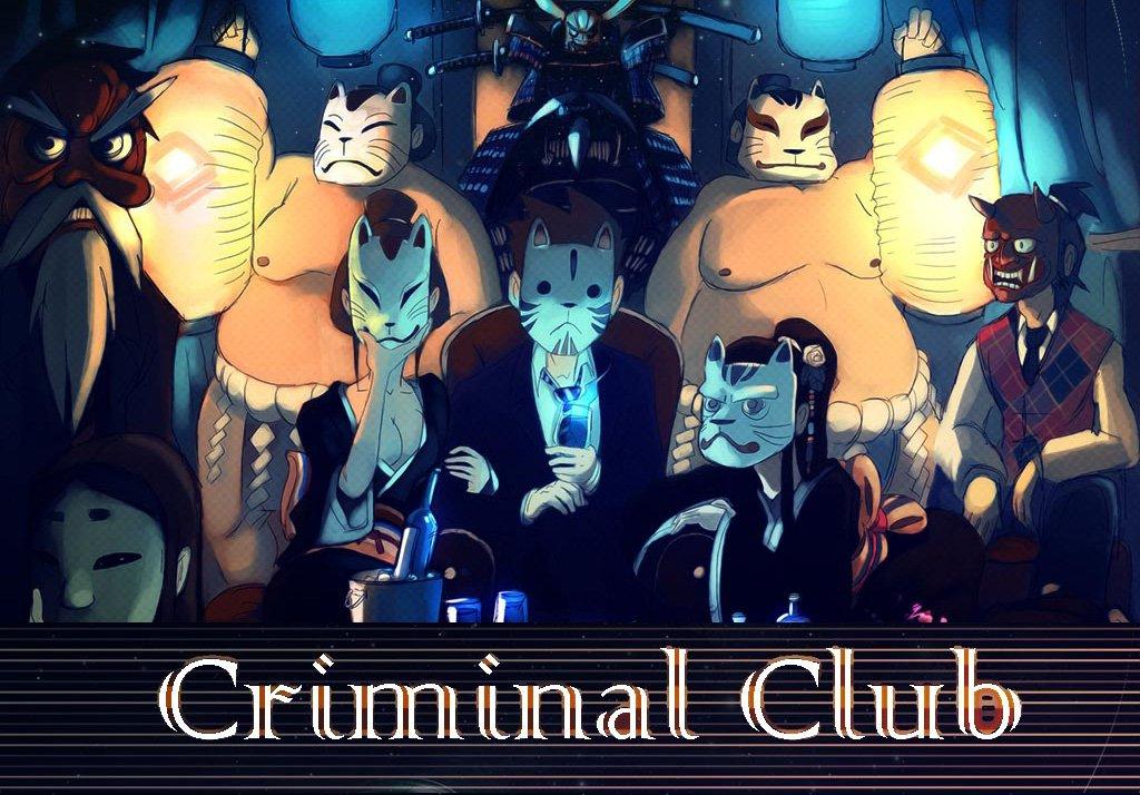 Criminal Club #8. Fallout - Изображение 1