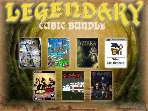 Cubic Bundle - Российский Бандл PC-игр. - Изображение 1