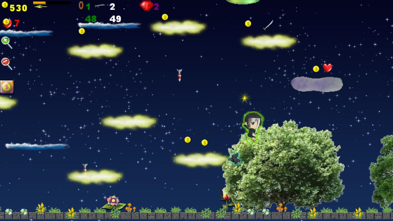 Игра - аркада Монетные облака - Изображение 2