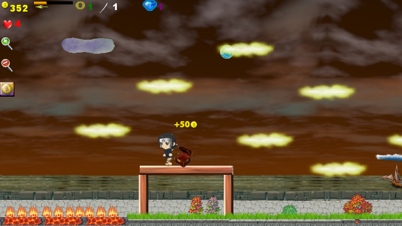 Игра - аркада Монетные облака - Изображение 3
