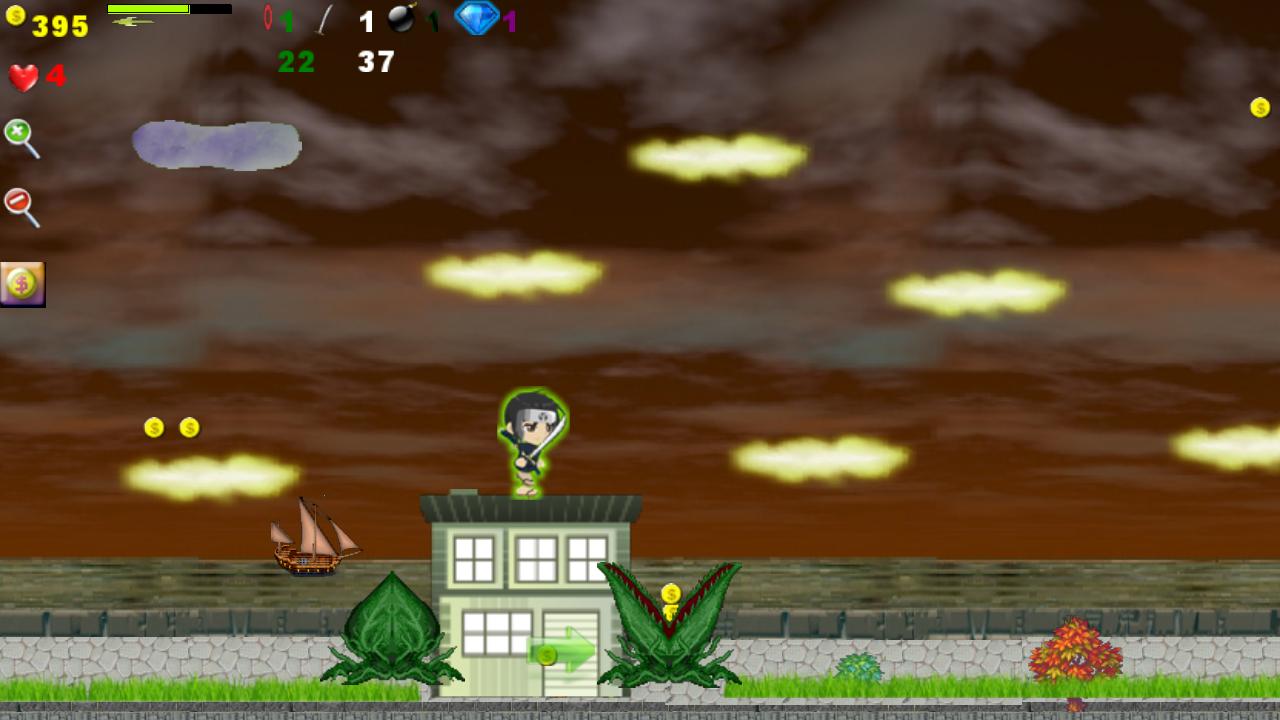 Игра - аркада Монетные облака - Изображение 4