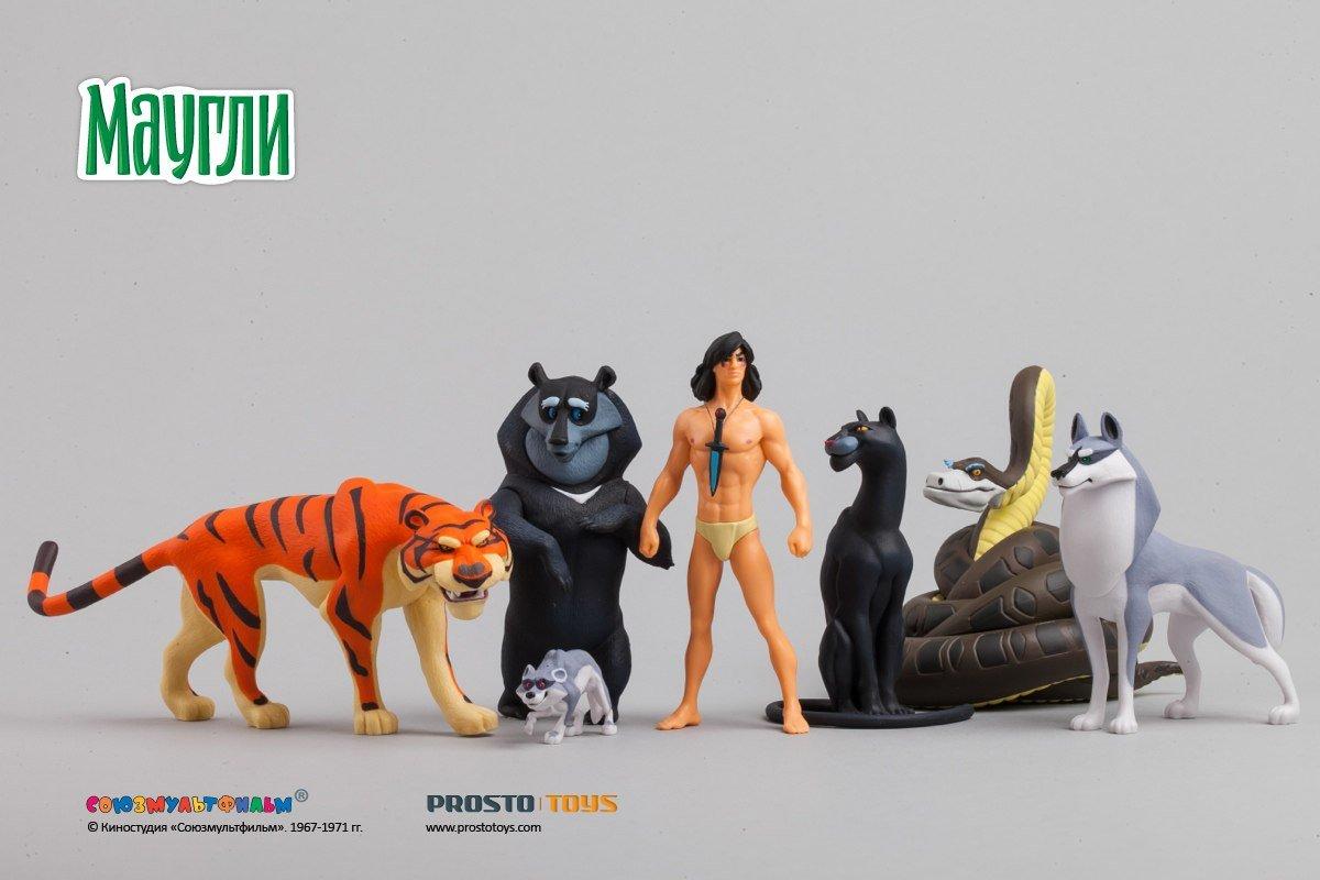 Фигурки по советским мультфильмам и не только - Изображение 8