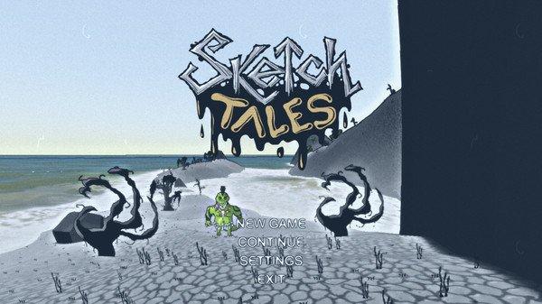 Sketch Tales в раннем доступе сегодня 28-го сентября. - Изображение 5
