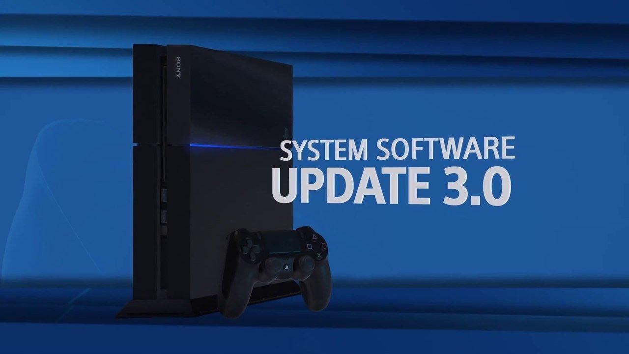 Уже сейчас вы можете скачать обновление 3.0 для PlayStation 4. - Изображение 1
