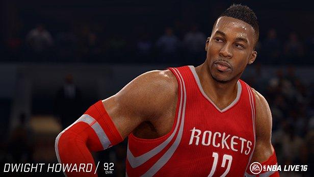 Модели игроков в NBA Live 16 и NBA 2K16 и мой опыт в баскетбольных симуляторах - Изображение 6