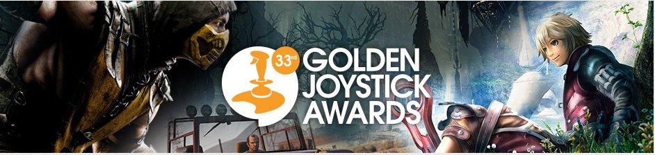 Объявлены номинанты Golden Joystick Awards 2015. - Изображение 1