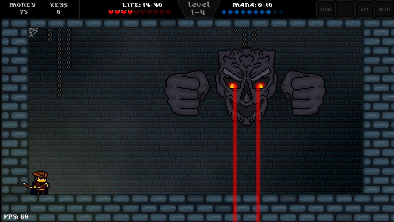 Princess.LootPixel.Again - отечественный dungeon-crawler на Steam GreenLight! - Изображение 5