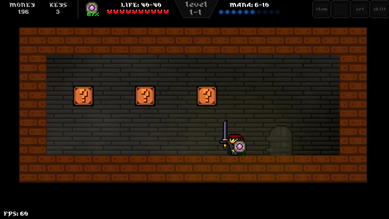 Princess.LootPixel.Again - отечественный dungeon-crawler на Steam GreenLight! - Изображение 4