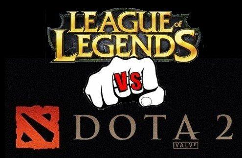 Так что же лучше: DotA 2 или League of Legends? - Изображение 1