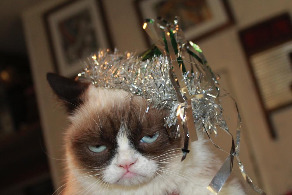 Меланхолии (новогодней) псто №45423 - Изображение 1