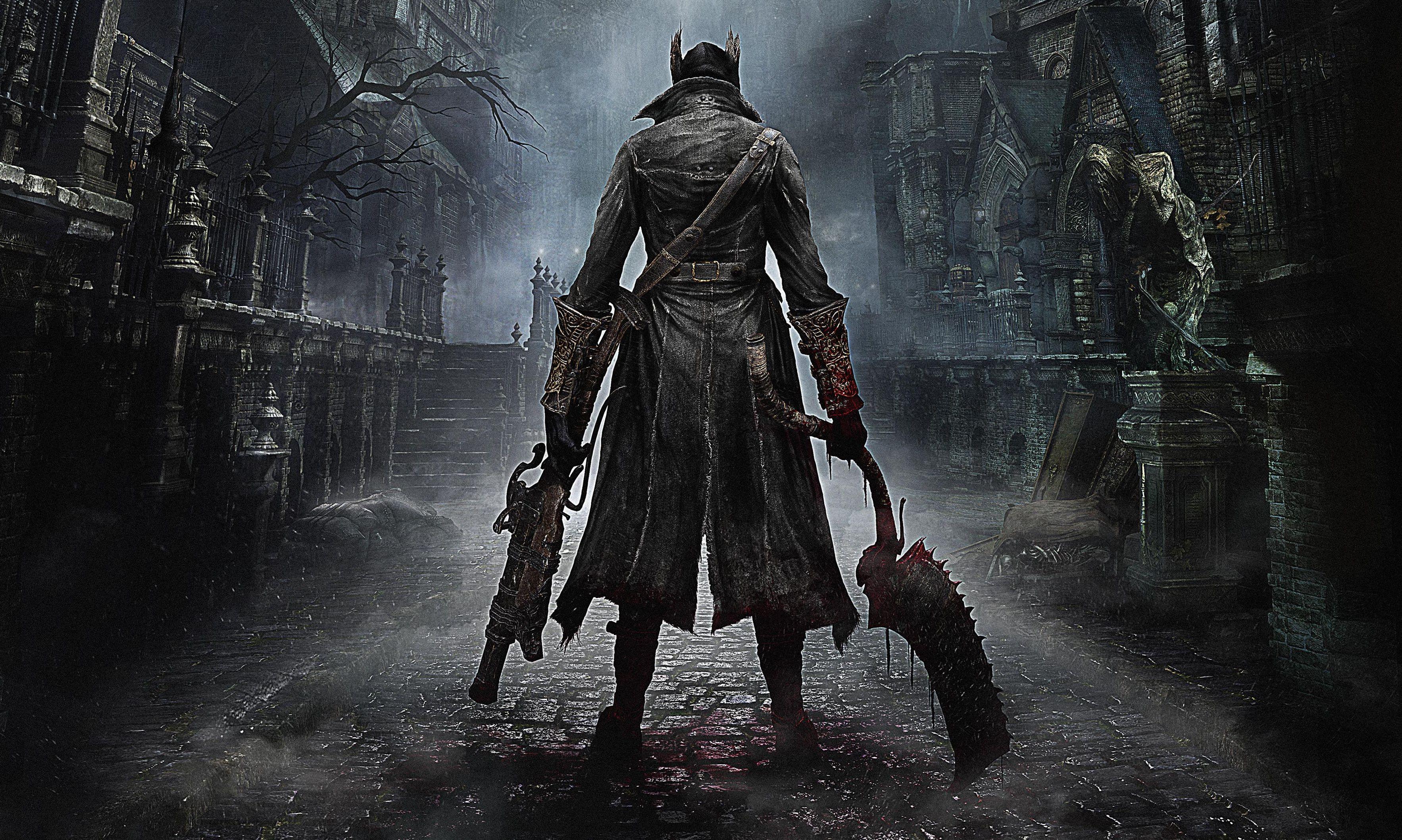Что-то там о Bloodborne - Изображение 1
