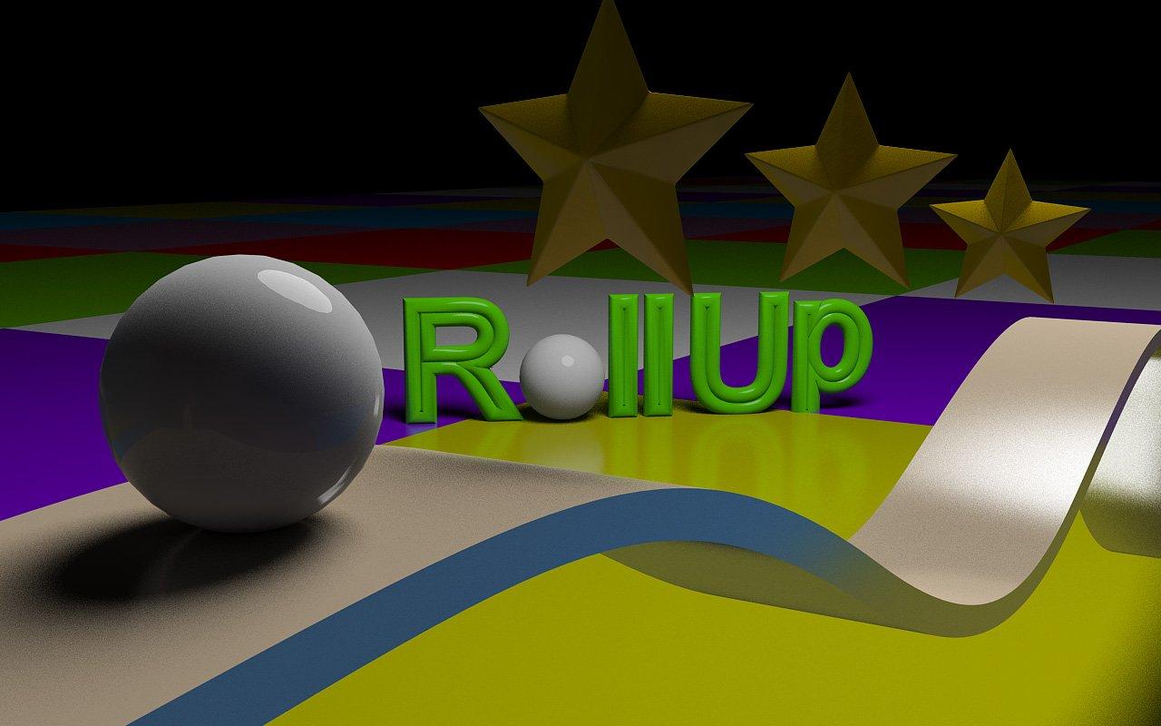 RollUp - Шарик с необычной физикой - Изображение 1