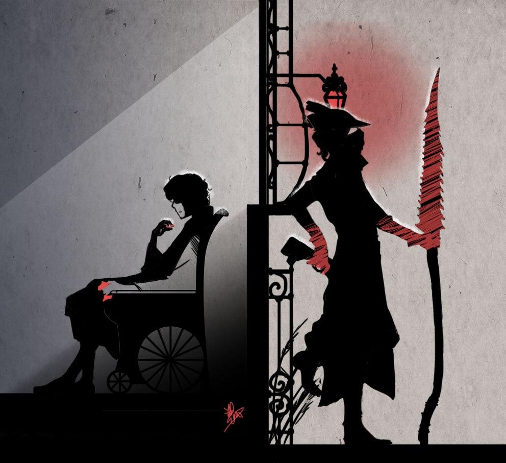 Bloodborne арт. - Изображение 2