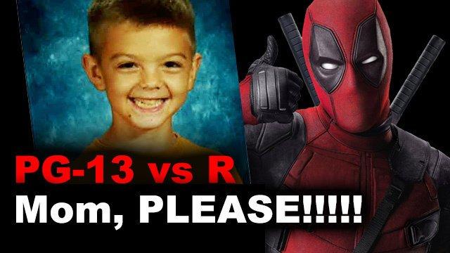 """""""Deadpool""""... С возрастным рейтингом PG-13... Ха-ха? - Изображение 1"""