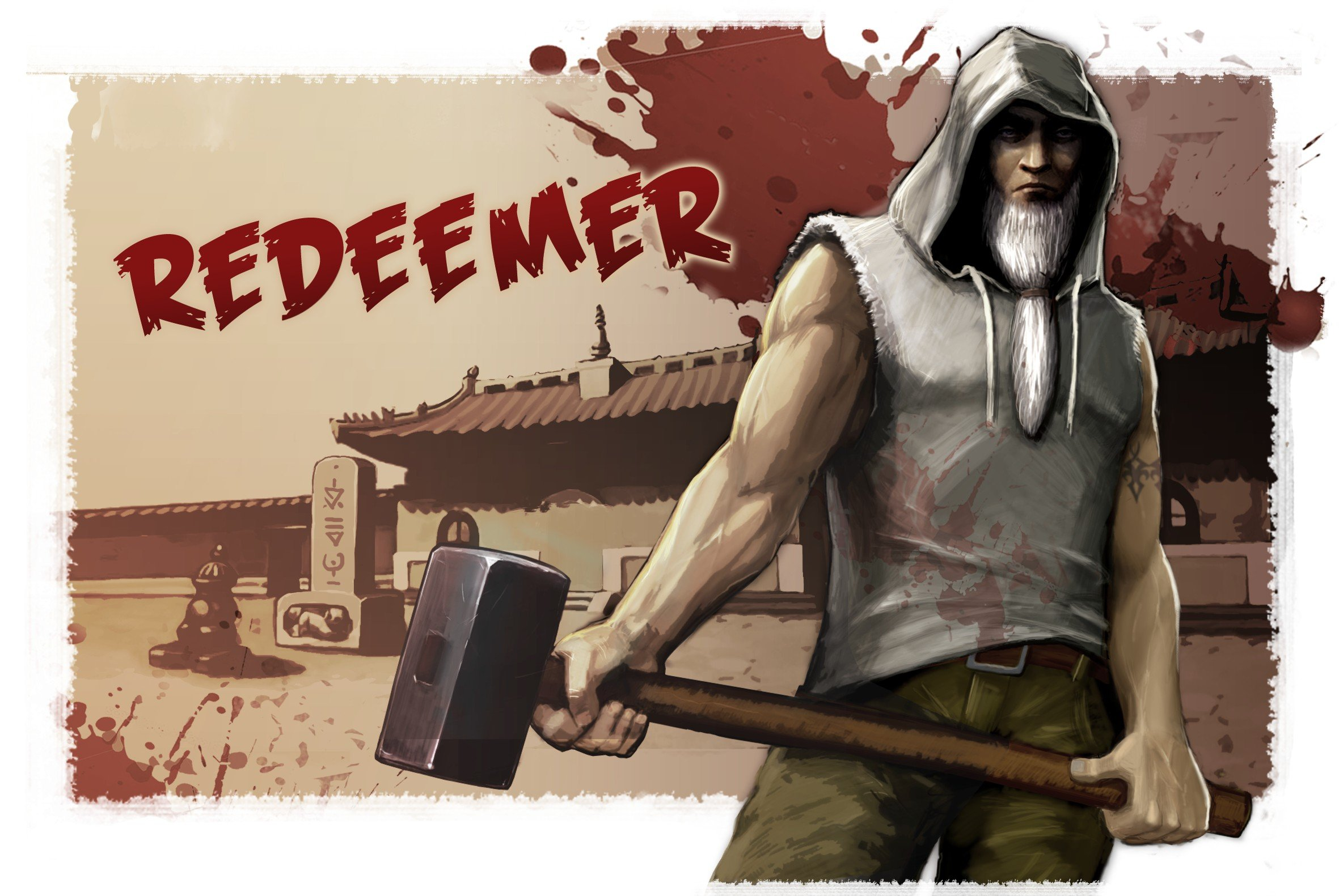 Redeemer в Steam greenlight - Изображение 2