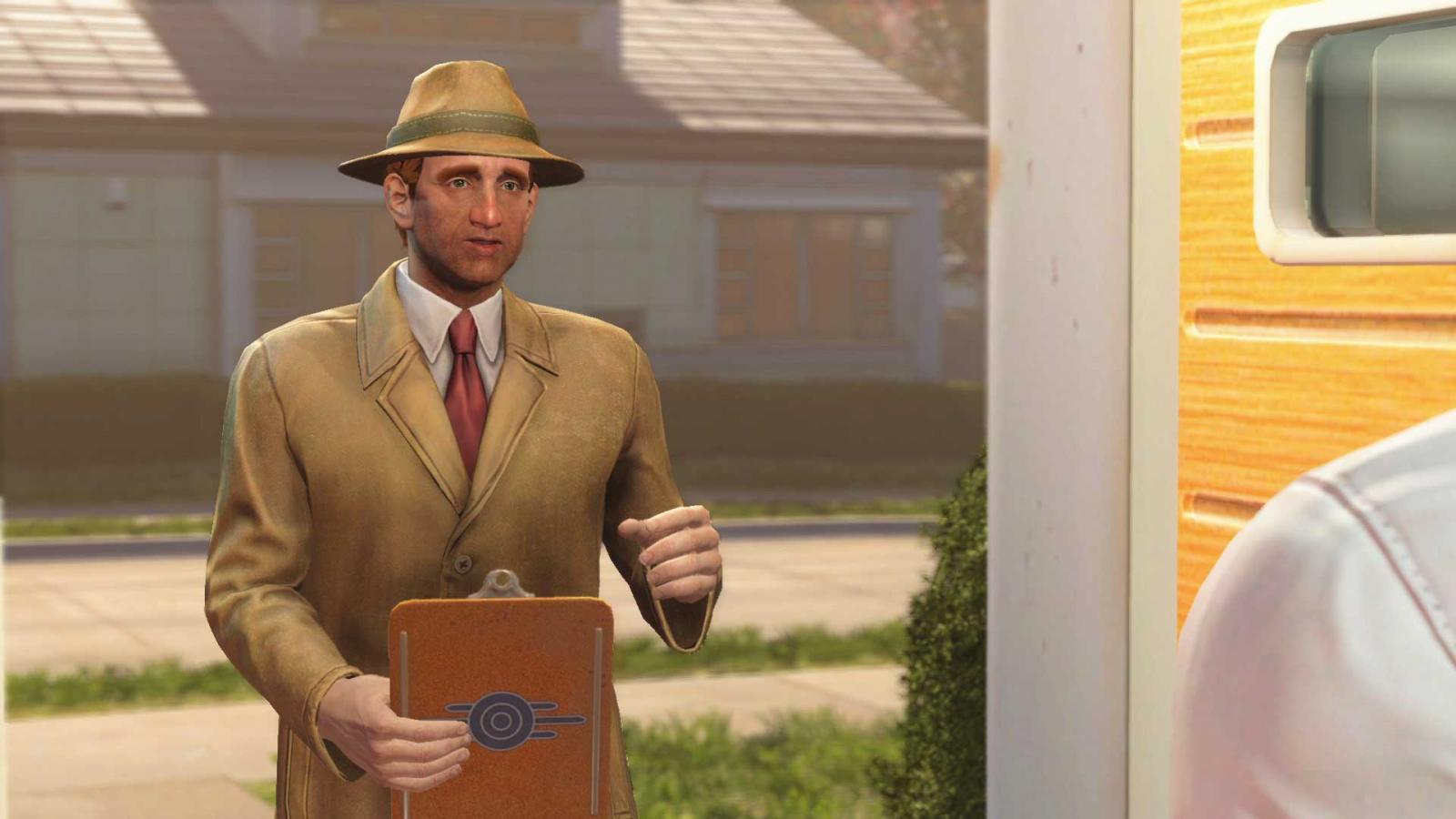 Утренняя почта (мусолим fallout 4) - Изображение 1