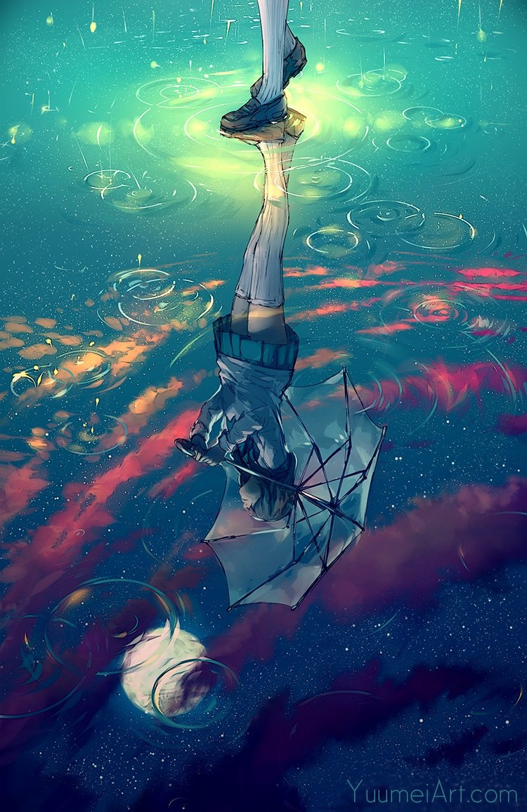 Art Yuumei и ее легкий сюрреализм - Изображение 10